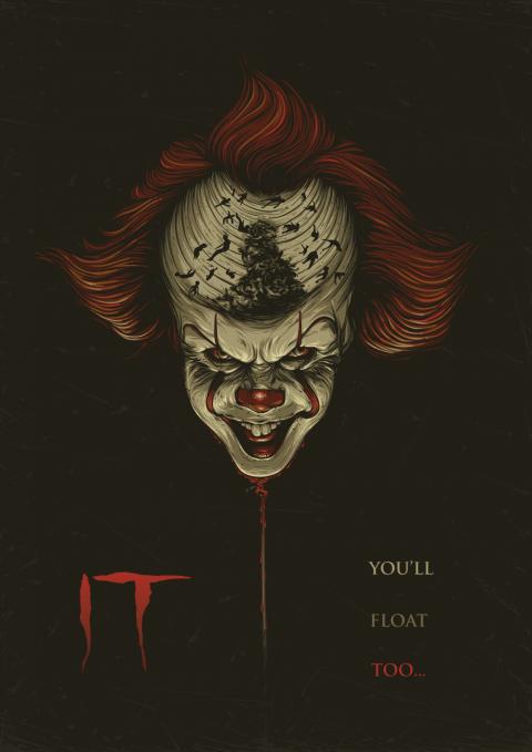 IT Movie Alternative Poster