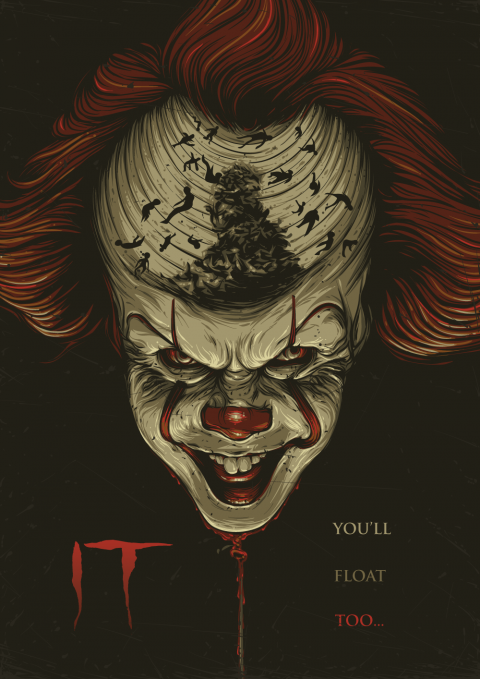 IT Movie Alternative Poster v2