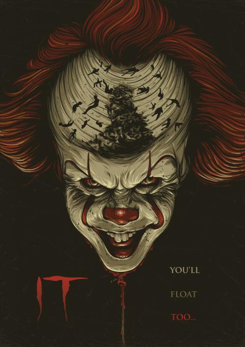 IT Movie Alternative Poster v2