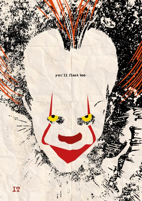 Pennywise by Chris Wykes