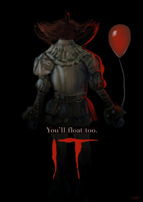 "Alternative ""IT"" Poster 2"