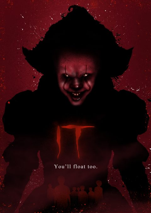 IT – You'll float too