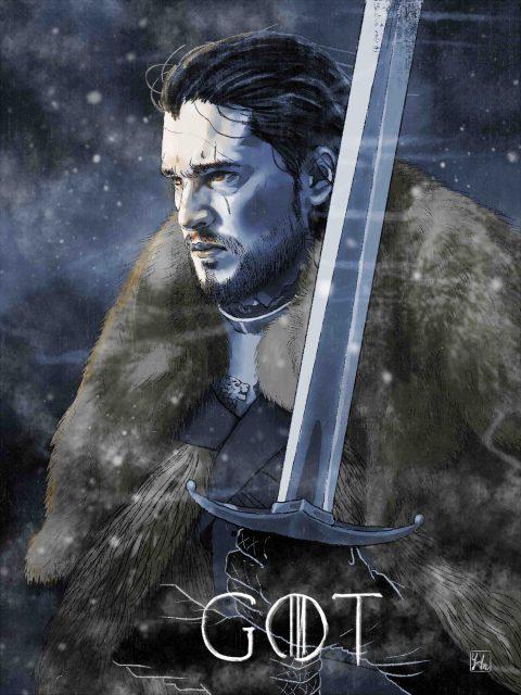 Winter is Here | Jon Snow