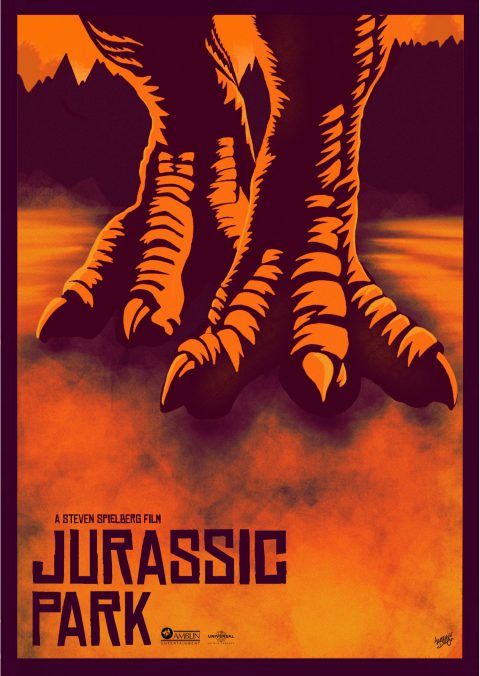Jurassic Park – Minimalism