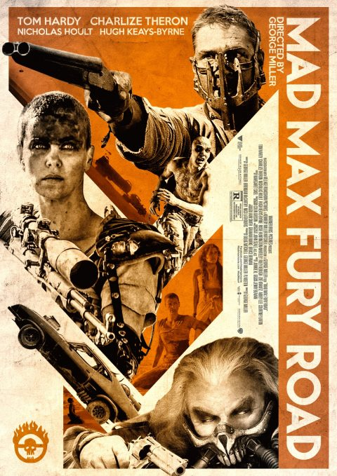 Mad Max Fury Road Alternative Poster