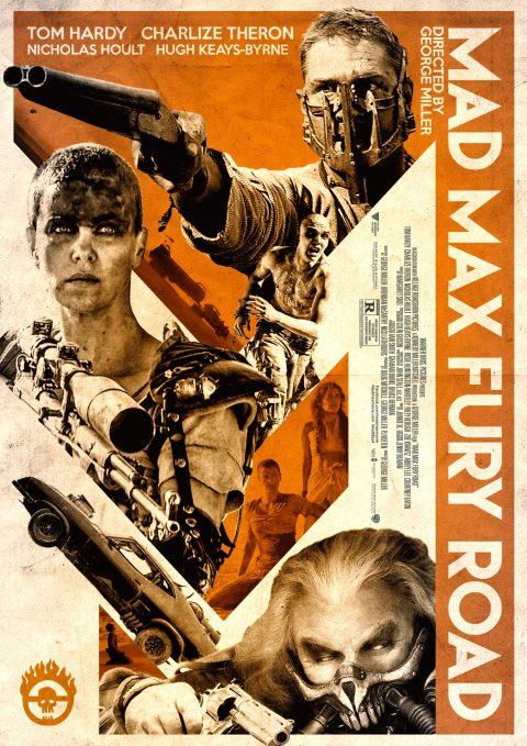 Mad Max Fury Road Alternative Poster