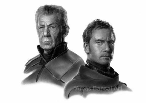Magneto – Days of Future Past