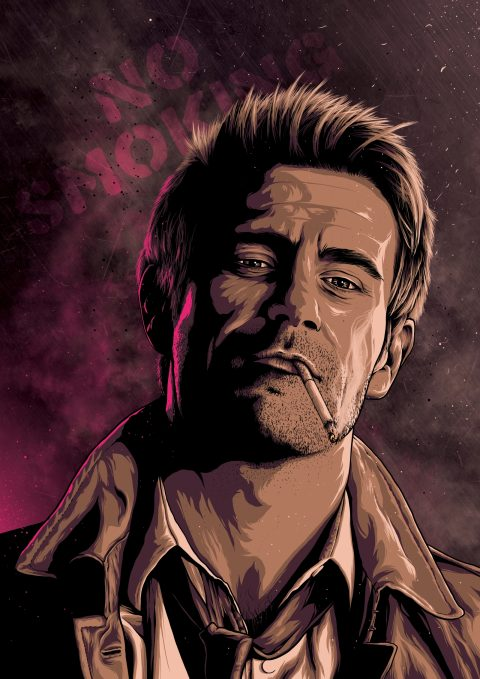 Matt Ryan/John Constantine – Constantine | 2017
