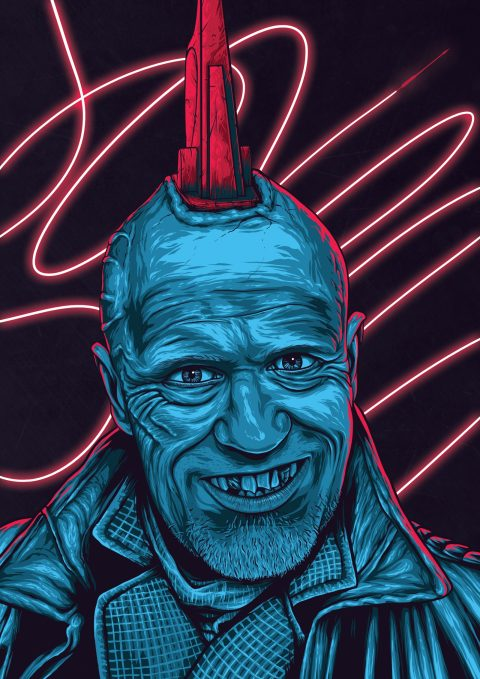 Michael Rooker/Yondu – Guardians Of The Galaxy | 2017