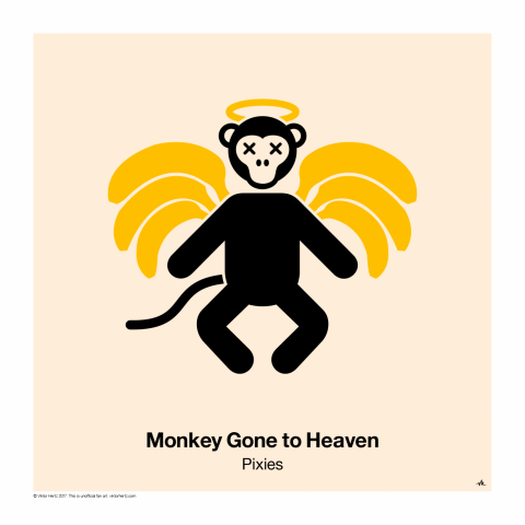 Monkey Gone to Heaven