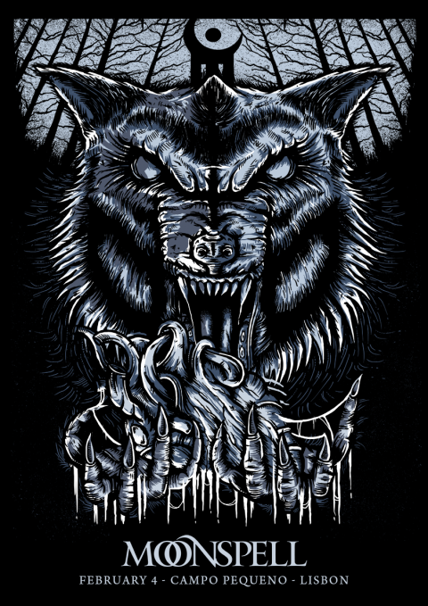 Moonspell_XX Years Wolfheart