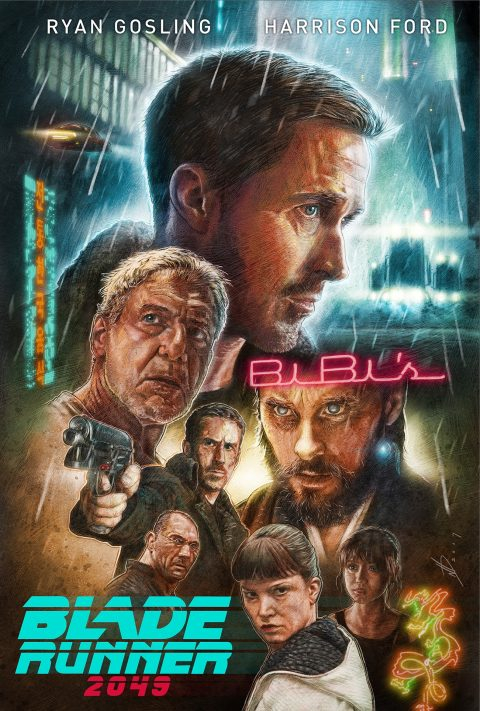 Blade Runner 2049 submission