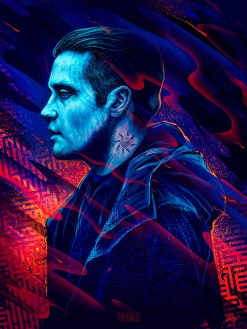 "Prisoners – ""Loki"" portrait"