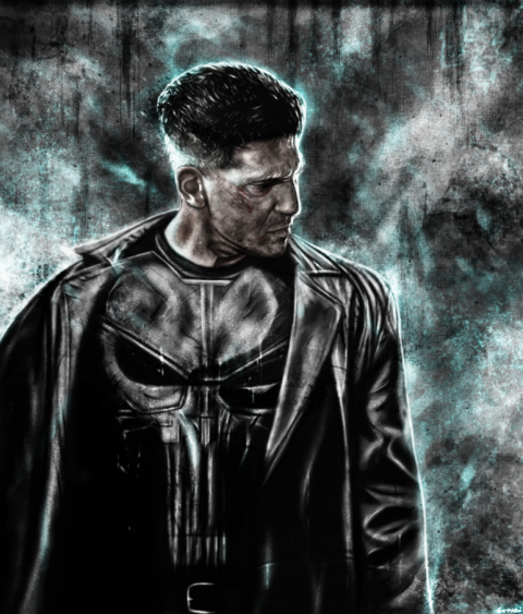 The Punisher – Frank Castle