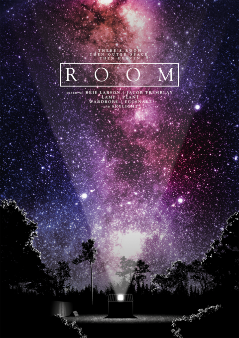 ROOM – 'There's Room, then Outer Space, then Heaven'