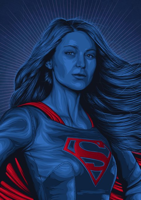 Melissa Benoist/Supergirl – Supergirl | 2017