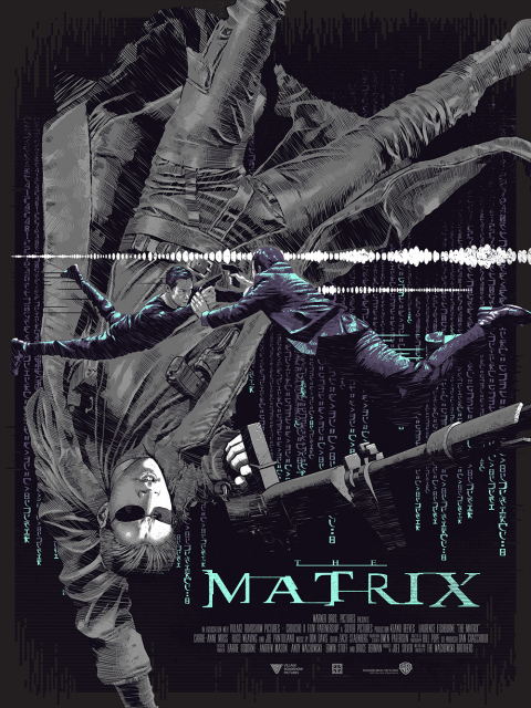 The Matrix – He is the one