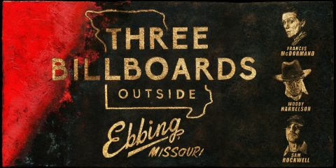 Three (etched) Billboards Outside Ebbing, Missouri
