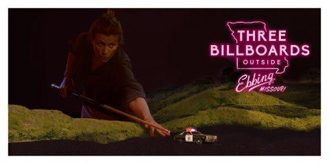 #ThreeBillboardsArt