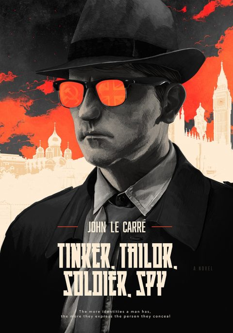 John le Carré – Tinker, Tailor, Soldier, Spy
