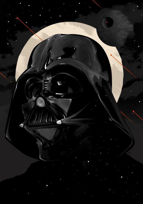 Darth Vader tribute