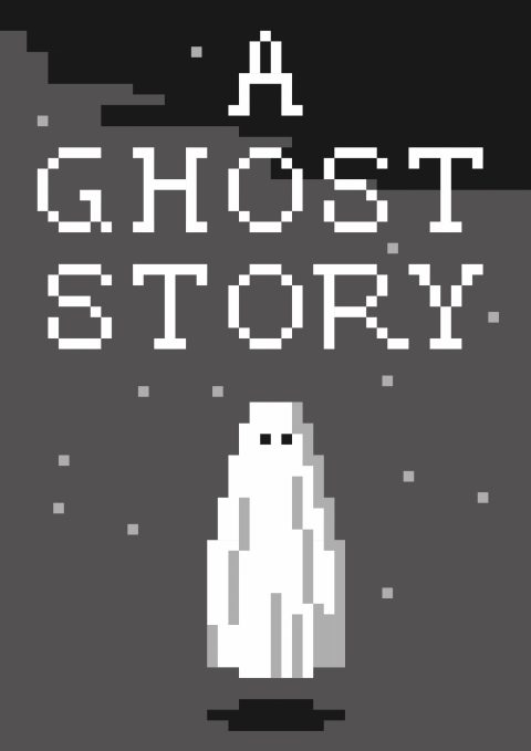 A Ghost Story Pixelstyle