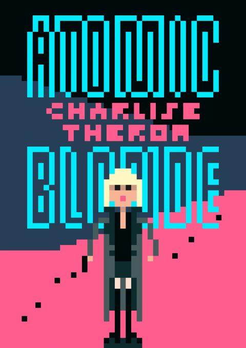 Atomic Blonde Pixelstyle