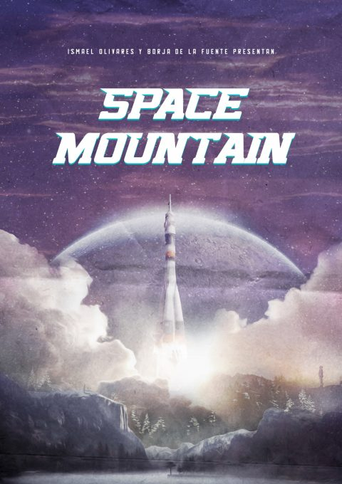 Short Film Poster : Space Mountain