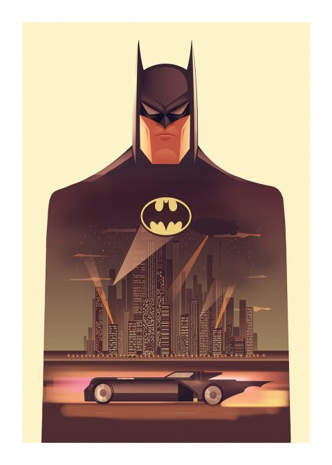 Batman The Animated Series Tribute