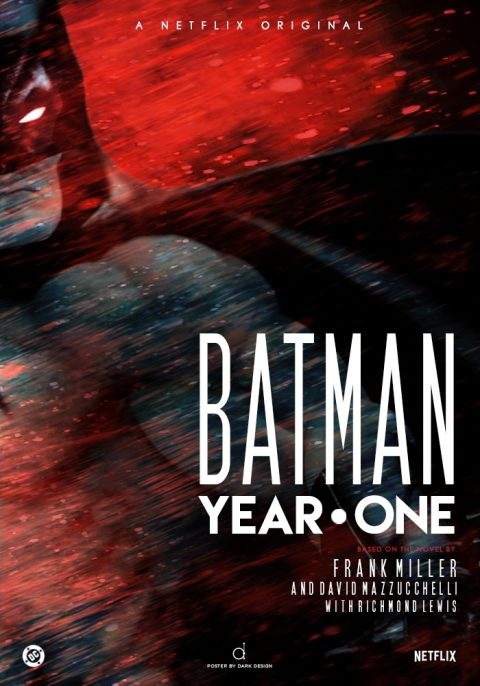 BATMAN: Year One.