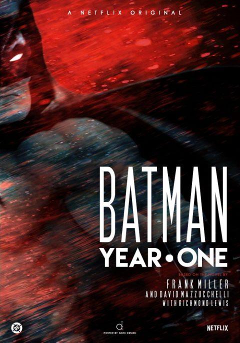 BATMAN: Year One.