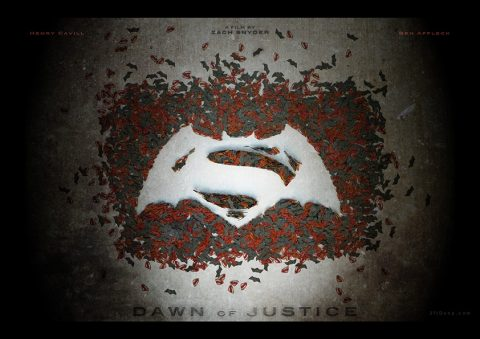 Batman v Superman by 3ftDeep