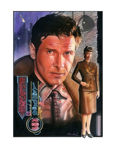 Blade Runner Color Comp