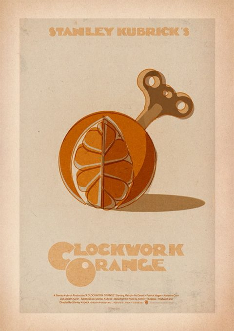 Clockwork Orange by 3ftDeep