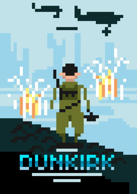 Dunkirk Pixelstyle