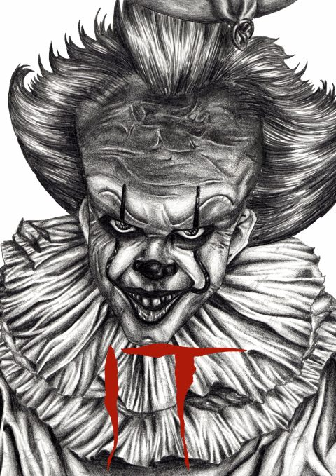 Pennywise – It The Movie