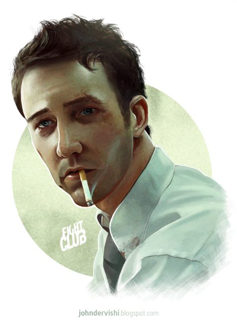 Edward Norton (Fight Club)