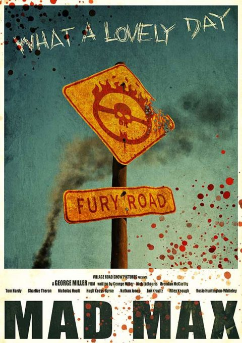 Mad Max – Fury Road by 3ftDeep