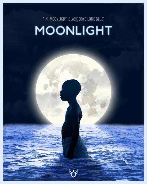 In Moonlight, black boys look blue