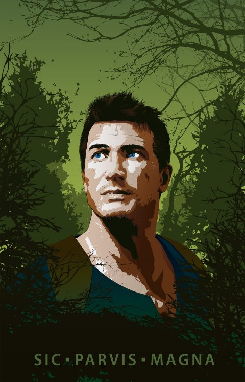 Nathan Drake | Uncharted tribute