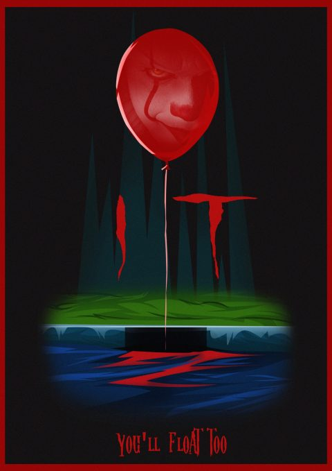 IT Movie Alternative Poster