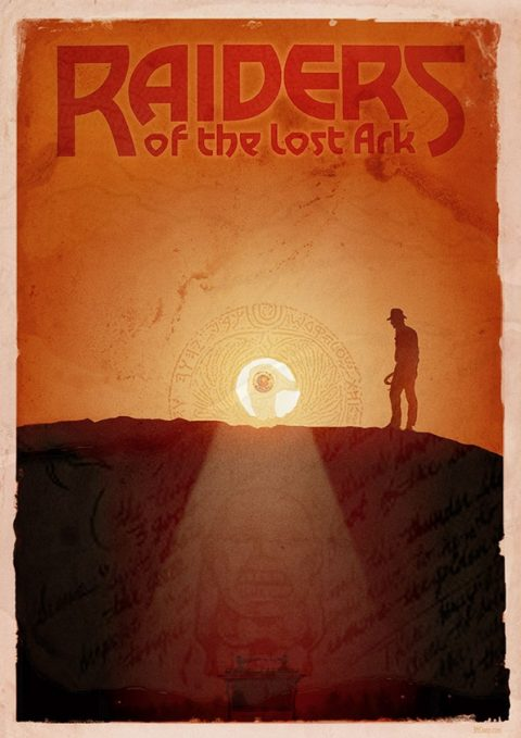 Raiders of the Lost Ark by 3ftDeep