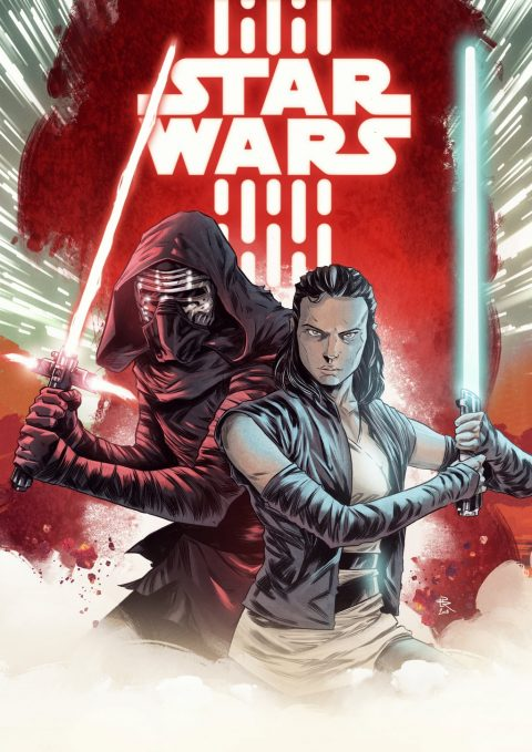 STAR WARS: Rey & Kylo Ren Assemble