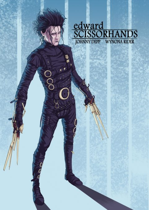 Edward The Scissorshands