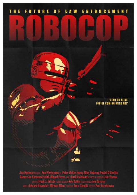 Robocop | Alternative poster