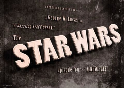 Star Wars Vintage by 3ftDeep