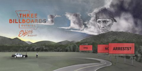 A Force of Nature – Three Billboards