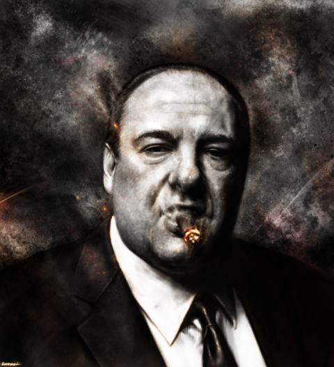 The Sopranos – Tony Soprano