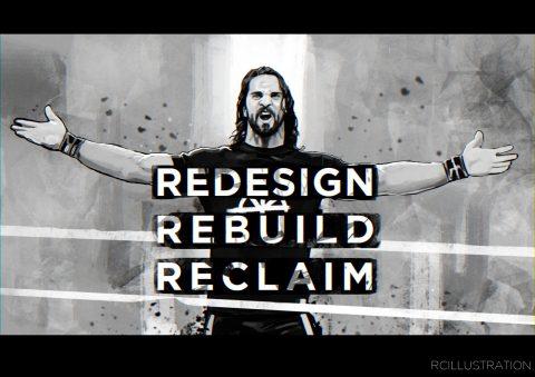 Redesign, Rebuild, Reclaim