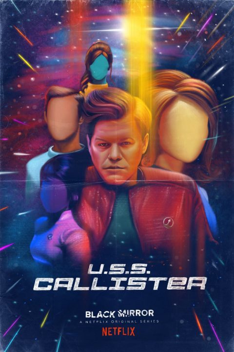 USS Callister – Black Mirror fanart